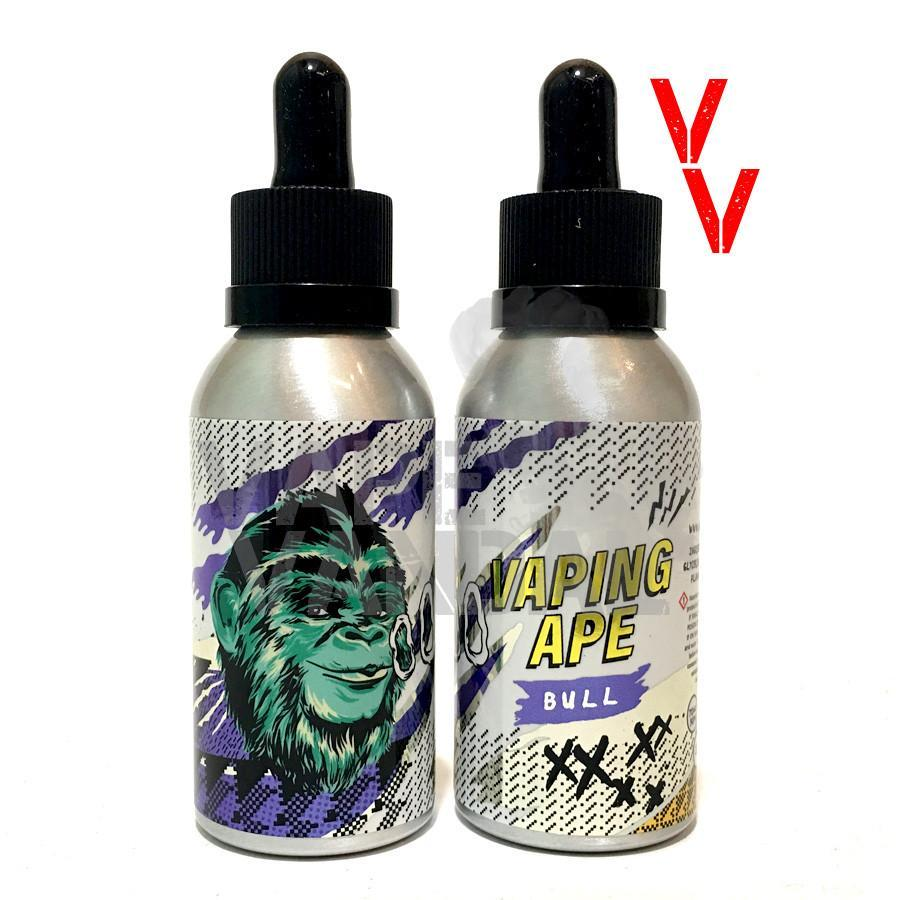 Vaping Ape Local E-Juice 3mg Vaping Ape - Bull