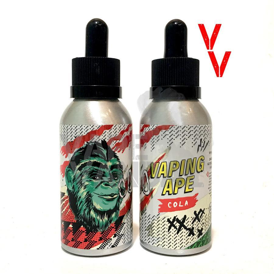 Vaping Ape Local E-Juice 3mg Vaping Ape - Cola