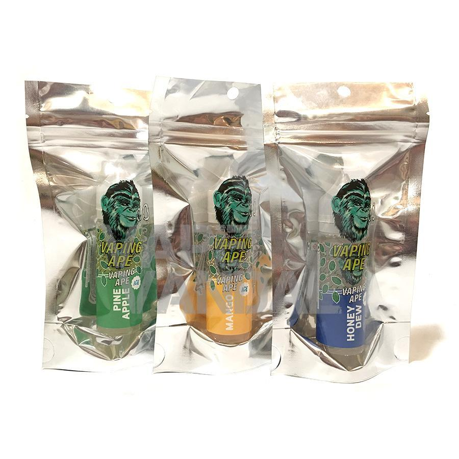 Vaping Ape Local E-Juice 3mg Vaping Ape - Fruity Ice sampler bundle