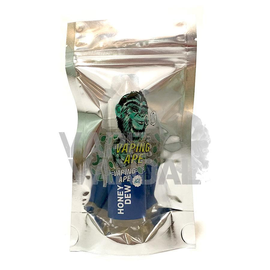 Vaping Ape Local E-Juice 3mg Vaping Ape - Honeydew Ice