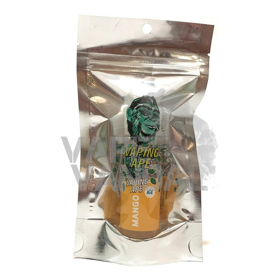 Vaping Ape Local E-Juice 3mg Vaping Ape - Mango Ice