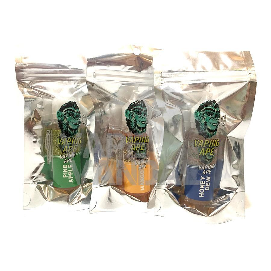 Vaping Ape Local E-Juice Vaping Ape - Fruity sampler bundle