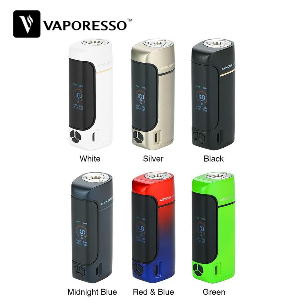 Vaporesso Mod Black Vaporesso - Armour Pro 100W TC Box Mod Kit (FREE SHIPPING)