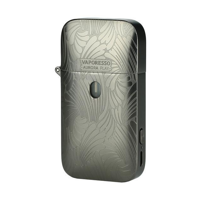 Vaporesso Pod Metallic Grey Vaporesso - Aurora Play Lighter Pod Starter Kit (FREE SHIPPING)