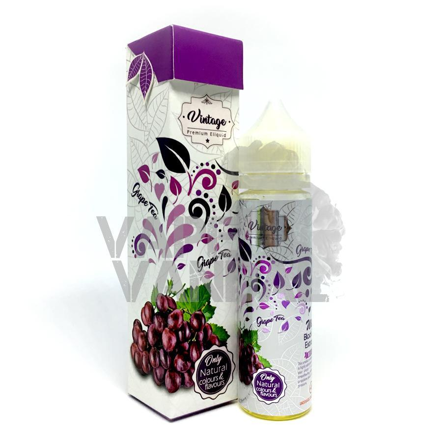 Vintage Local E-Juice 3mg Vintage - Grape Tea
