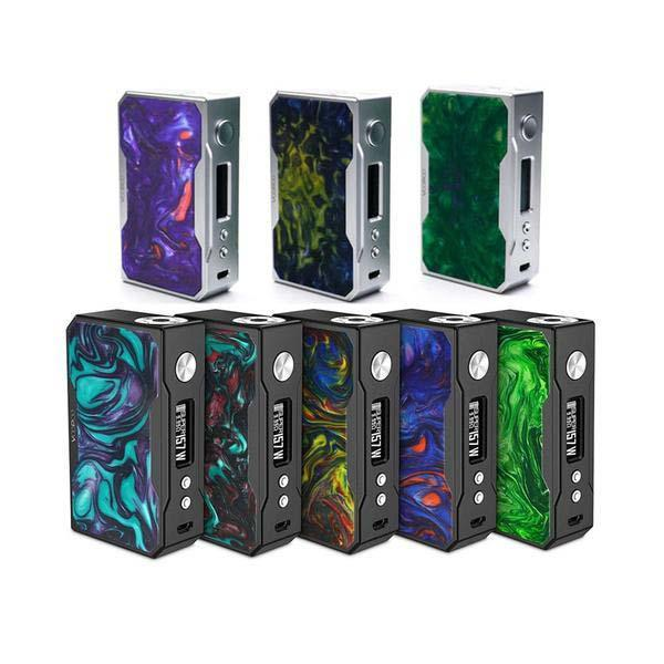 Voopoo Mod carbon fiber  Red Voopoo - Drag (FREE SHIPPING)