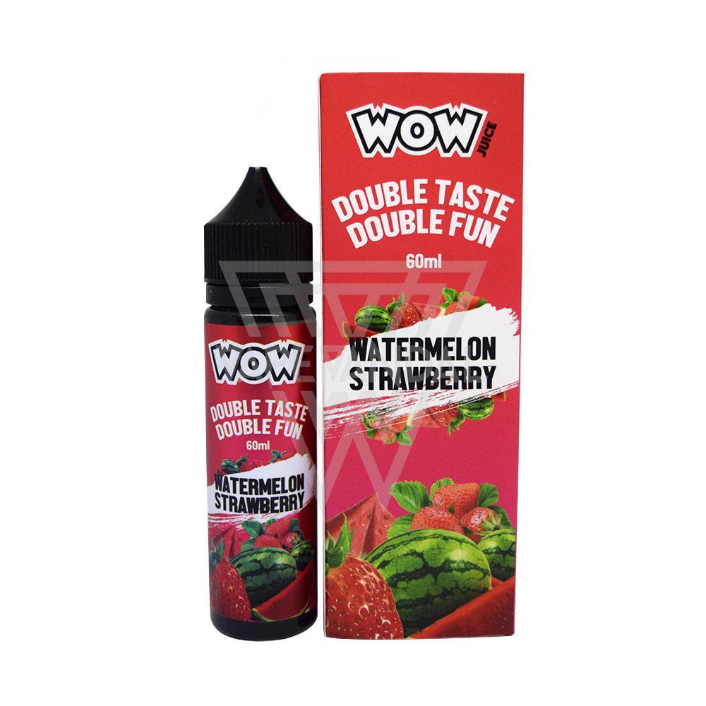 Wow Juice Local E-Juice 3mg Wow Juice - Watermelon Strawberry