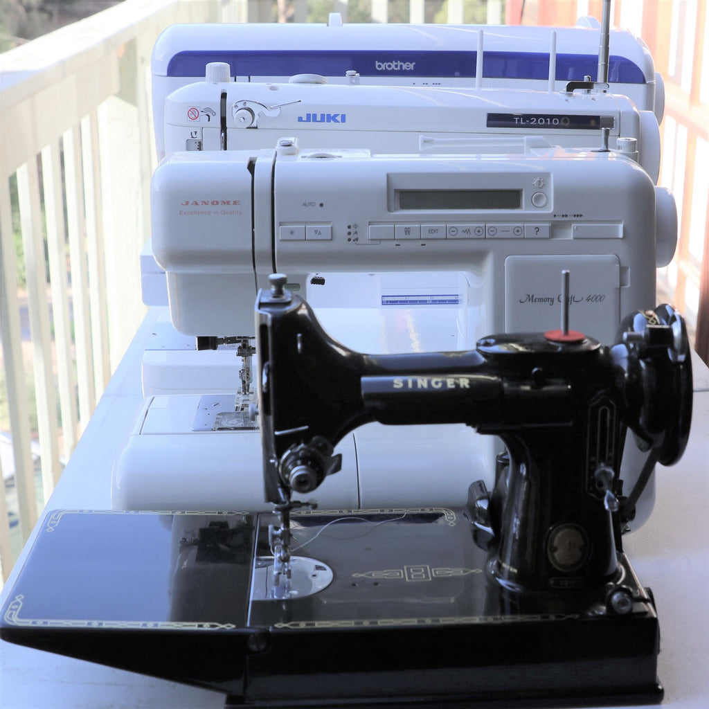 How to choose a sewing machine for home quilting