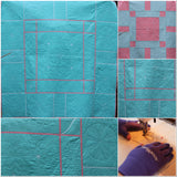 Long weekend of quilting 11th, 12th and 13th January  SOLD OUT but call to go on waitlist