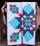 Cracker Jack Quilt Along...starting on 22nd July. Three spots left in the class due to later start date