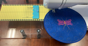SEW STEADY UNIVERSAL CIRCLES + STRAIGHTS TOOL AND MAT