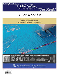 Ruler work kit