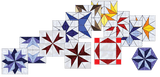 Pinwheel Block Set