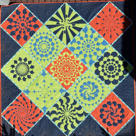 Tutored Quilting Retreat 9:30am Friday 14th May to 2pm Sunday 16th May 2021