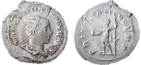 Roman Empire, Philip II (244-249), Antoninianus, Philip II on rev., RCV 9240