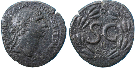 Roman Empire, Trajan (98-117), AE27 of Antioch, McAlee 487(p)