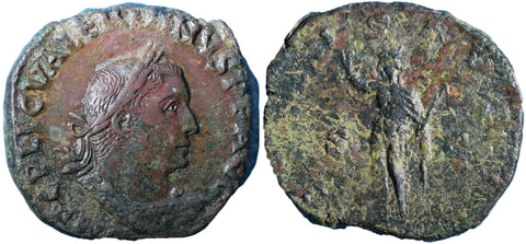 Roman Empire, Valerian (253-260), Sestertius, Sol on rev.