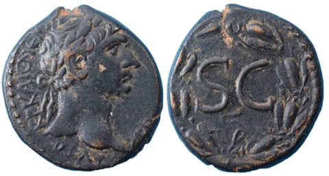 Roman Empire, Trajan (98-117), AE22 of Antioch, McAlee 488(f)