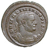 Roman Empire, Maximian (286-310), Follis of London, GENIO POP ROM