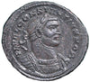 Roman Empire, Constantius I as Caesar (293-305), Follis of London, GENIO POPVLI ROMANI