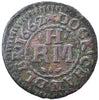 London (2291), Puddle Dock, Robert Hale, chandler, Halfpenny, 1662