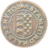 Lincolnshire (235), Stamford, Borough Halfpenny