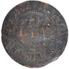 London (2533), St James's Market Place, The White Horse Token (I.H.), Halfpenny, 1670