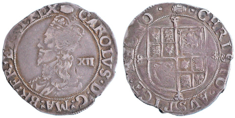 S.2795. Charles I (1625-1649), Shilling, Group F.