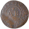 Cumberland (2), Cockermouth, Corporation Farthing, 1664