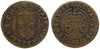 Somerset (301, N. 4160), Wells, City Farthing, 1669