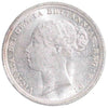 S.3912. Victoria (1837-1901), Sixpence, 1887, Young Head