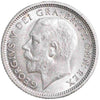 George V (1910-1936), Sixpence, 1925, broad rim
