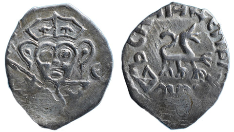 Russia, Pskov, 7665A, Independent Republic (to 1510), Denga