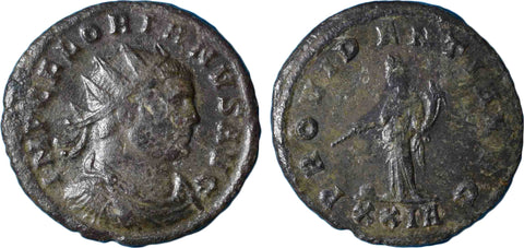 Roman Empire, Florian (Jun-Sep 276), Antoninianus of Rome, PROVIDENTIA AVG