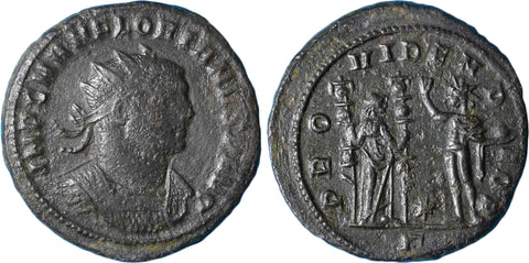 Roman Empire, Florian (Jun-Sep 276), Antoninianus of Serdica, PROVIDEN DEOR
