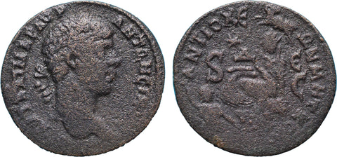 Roman Empire, Elagabalus (218-222), AE32 of Antioch, McAlee 802(a)
