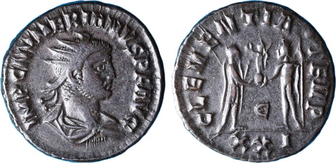 Roman Empire, Numerian as Augustus (283-284), Antoninianus of Cyzicus, CLEMENTIA TEMP