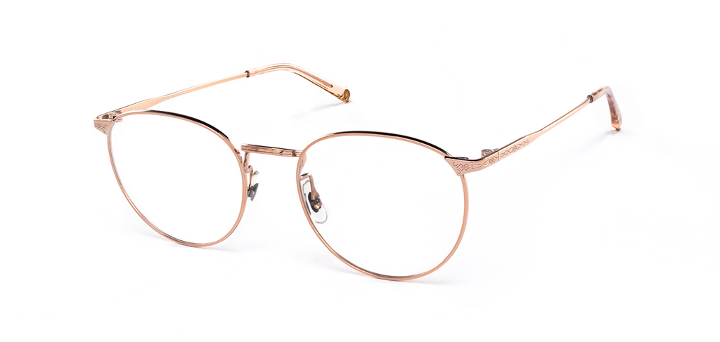 BROWER RX (ROSE GOLD)