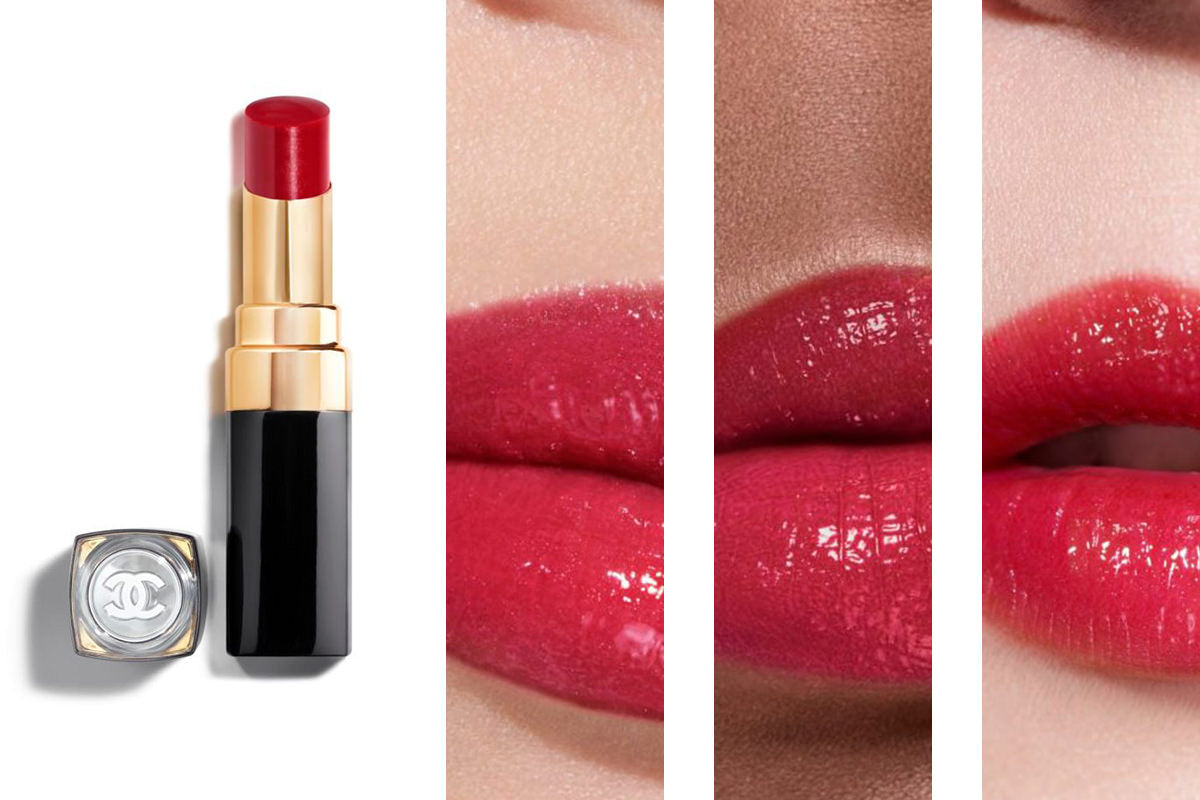 Chanel Rouge Coco Flash Amour Shade 92 Amour