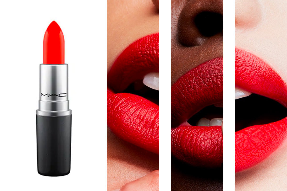 MAC Matte Lipstick shade Lady Danger