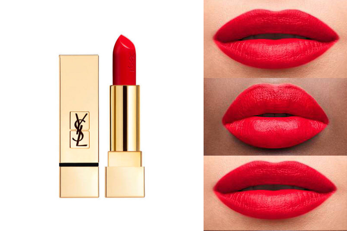 Yves Saint Laurent Rouge Pur Couture Lipstick shade 87 Red Dominance
