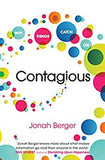 Contagious by Jonah Berger book cover