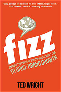Fizz by Ted Wright book cover