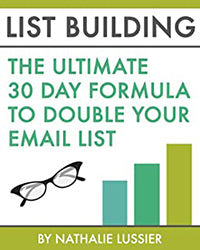 List Building by Nathalie Lussier book cover