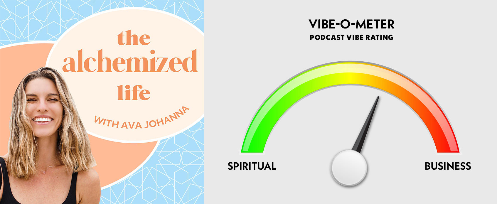The Alchemized Life podcast rating
