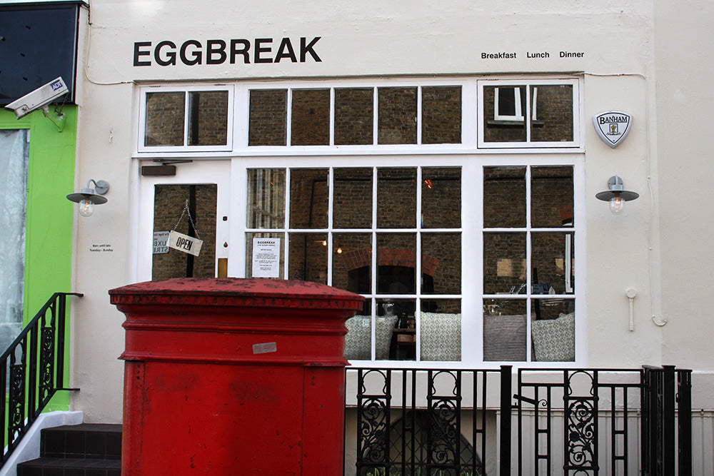 Urban Gilt The Gilty Report Egg Break Notting Hill After Image