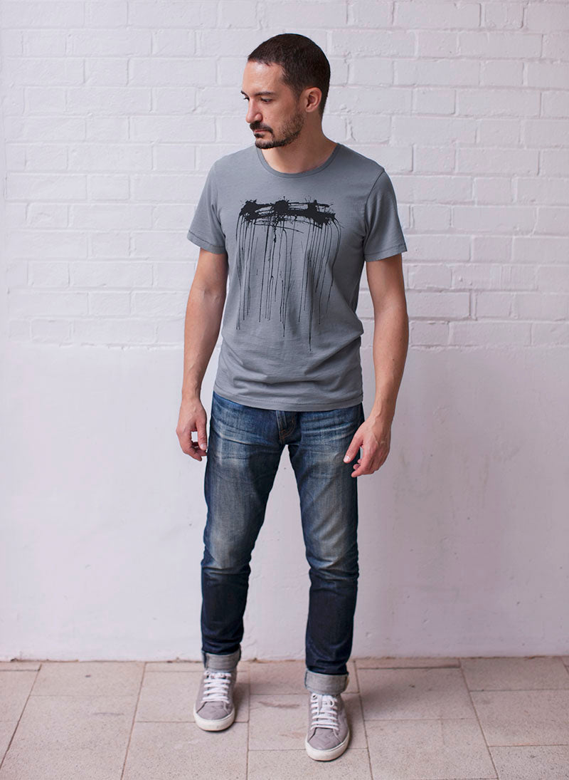 Urban Gilt Redchurch Grey Lookbook City Grit 1