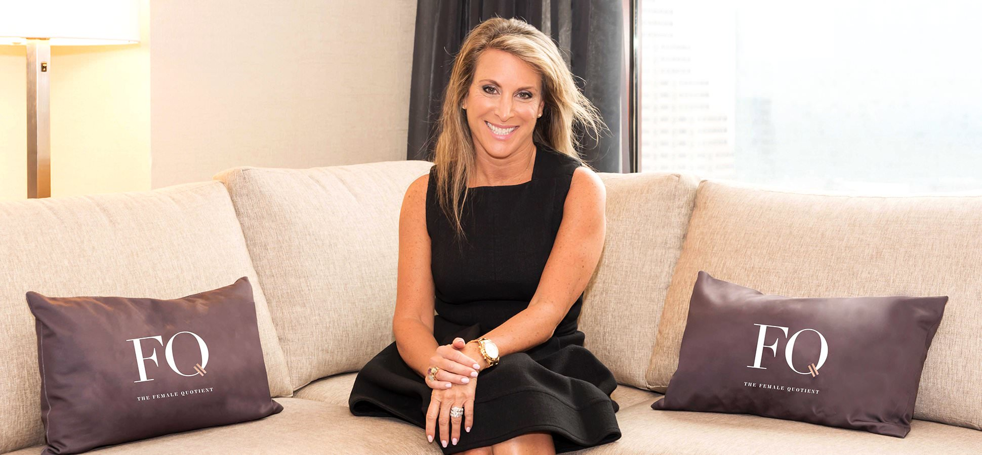 shelley zalis ceo the female quotient