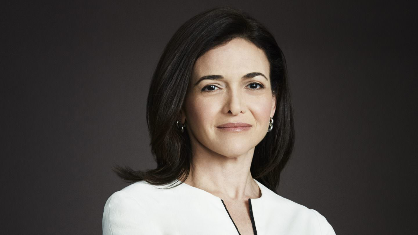 sheryl sandberg founder lean in