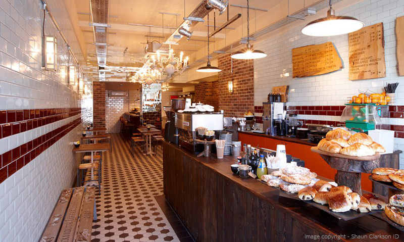 Exmouth Coffee Company interior - 11 of london's best coffee shops